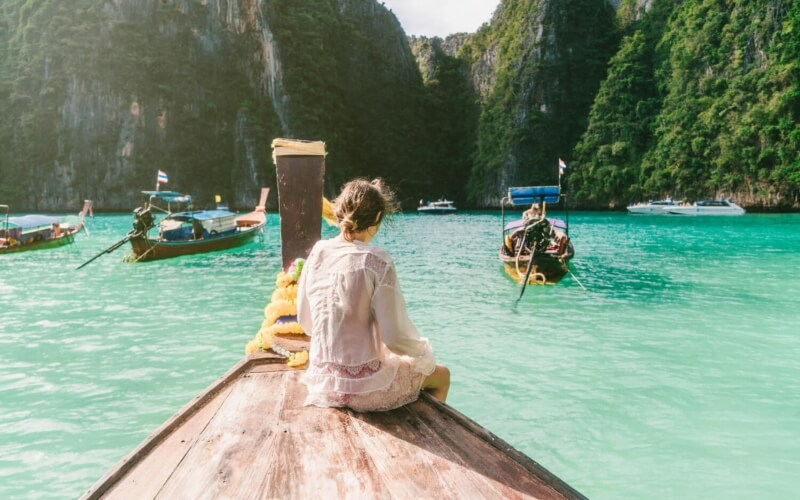 beautiful views in asia