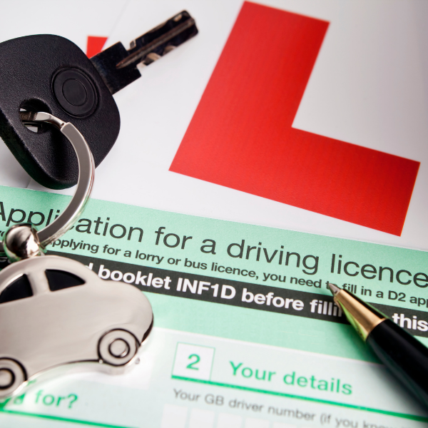 Can you drive in the UK with a non-UK licence?