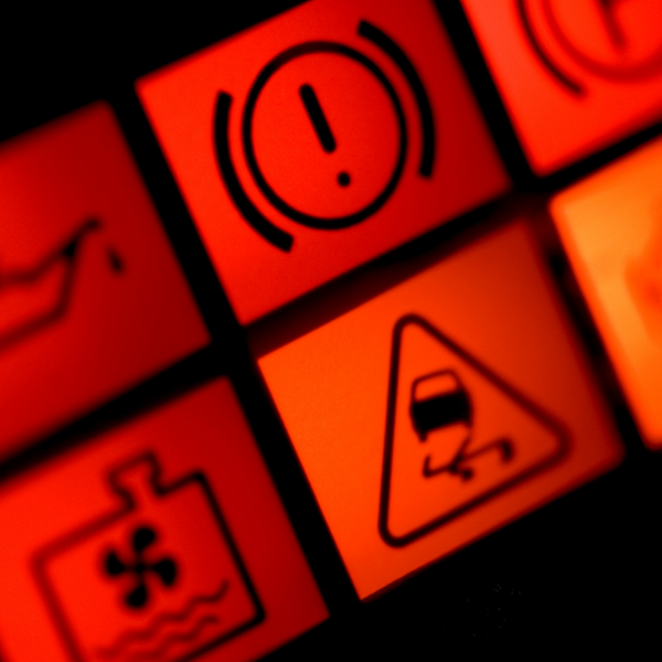 What are your dashboard warning lights trying to tell you?